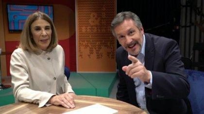 Por diferencias ideológicas, Canal Once terminó con el programa John y Sabina (Foto: Canal Once)