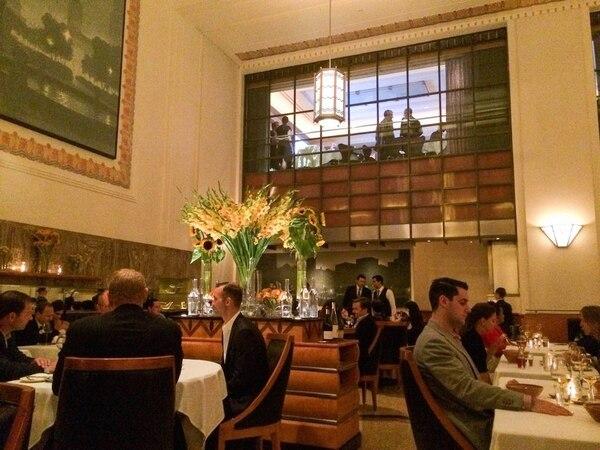El restaurante Eleven Madison Park de Nueva York ha sido nombrado el mejor del mundo (Flickr)