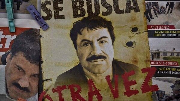 """El miedo que atormentaba al """"Chapo"""" Guzmán en prisión"""