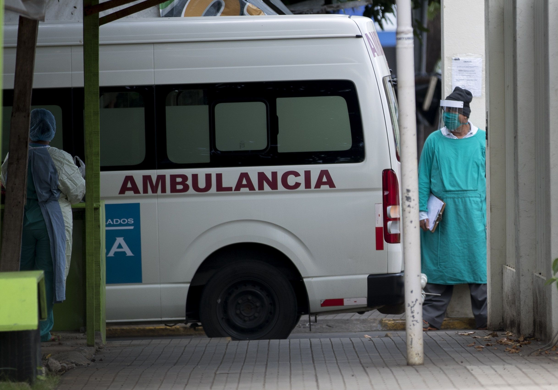 Según las cifras del Gobierno, la covid-19 ha dejado 179 muertos y 6.747 casos confirmados, datos que no son reconocidos por las asociaciones médicas nicaragüenses. EFE/Jorge Torres/Archivo