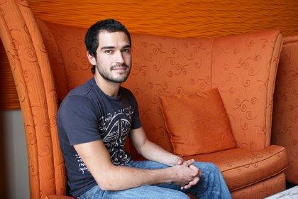 Poncho Herrera prefiere enfocarse en su carrera actoral (FOTO: ISAAC ESQUIVEL/CUARTOSCURO)