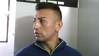 Llanos: la foto policial difundida por la Justicia para encontrarlo.
