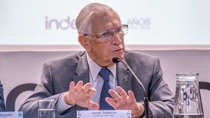 """Jorge Todesca: """"lo que hemos hecho durante estos 4 años fue gracias a la decisión del presidente Macri de la búsqueda de la verdad"""""""