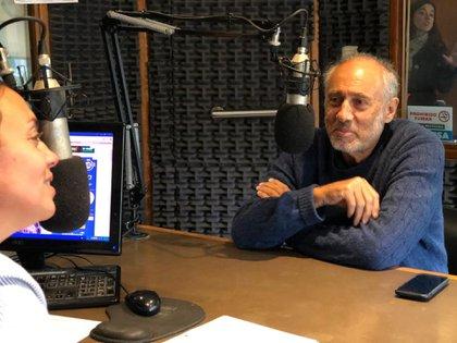 Gustavo Yankelevich en Radio Brisas