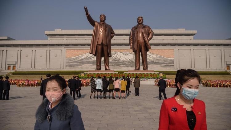 La estricta división de clases en Corea del Norte, el 'Songun