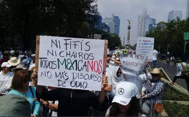 La iniciativa vulnera los derechos de los mexicanos, afirmó Amnistía Internacional (Foto: Twitter)