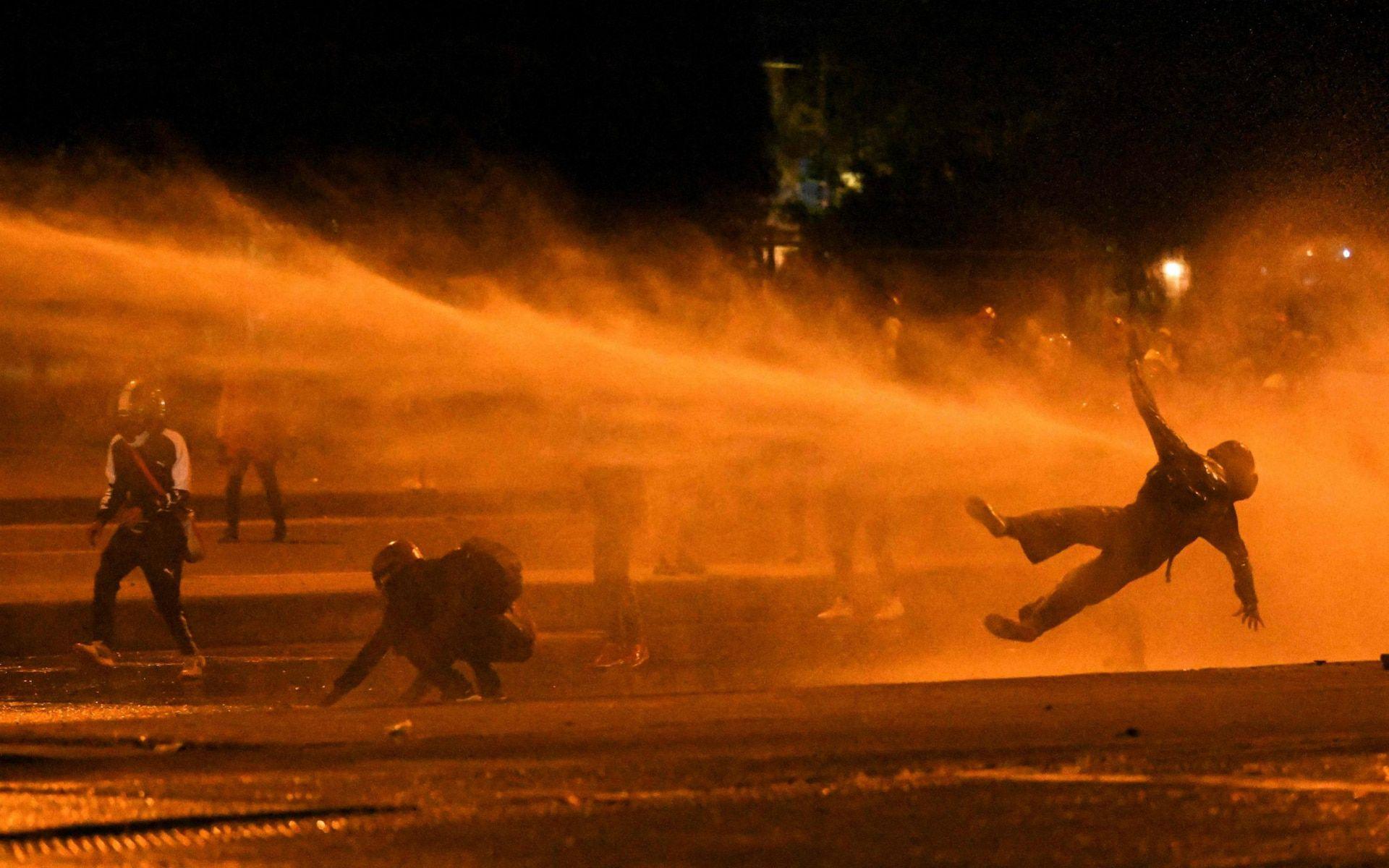AFP - Foto 12 Junio protesta Bogotá