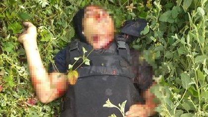 En Aguililla, Michoacán, el Cártel Jalisco ejecutó a 14 policías estatales (Foto: archivo)