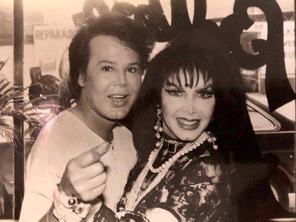 Su salón de belleza en Polanco fue un lugar muy exclusivo donde conoció a las celebridades más importantes (Foto: Instagram @saludybellezaap)
