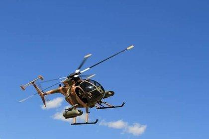 16/07/2019 Helicóptero de combate de las Fuerzas Armadas de Afganistán POLITICA ASIA INTERNACIONAL AFGANISTÁN MINISTERIO DE DEFENSA DE AFGANISTÁN