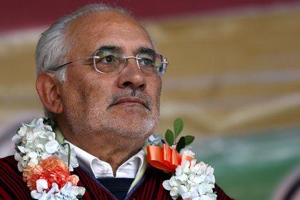 El ex presidente Carlos Mesa (AP)