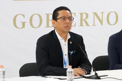 Jorge Llaven, fiscal de Chiapas (Foto: FGE Chiapas)