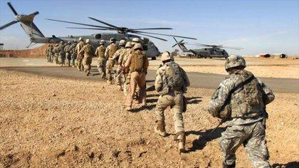 EEUU retirará sus tropas de Siria