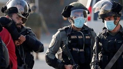 Israel anunció un despliegue masivo de fuerzas de seguridad para frenar la violencia interna en las ciudades