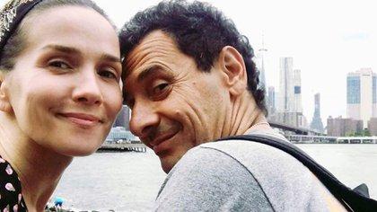Natalia Oreiro está en pareja con Ricardo Mollo (Foto: Instagram @nataliaoreirosoy)