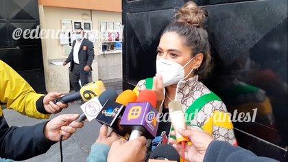 Galilea no aceptó ser la mejor pagada de Televisa (Captura: Youtube Eden Dorantes Oficial)