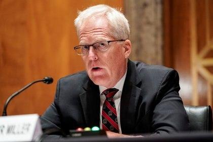 Christopher Miller será el nuevo Secretario de Estado de los Estados Unidos (REUTERS / Joshua Roberts)