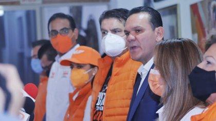 Movimiento Ciudadano presentó 41 impugnaciones en contra de Morena, PRI, PAN y PRD en Sinaloa