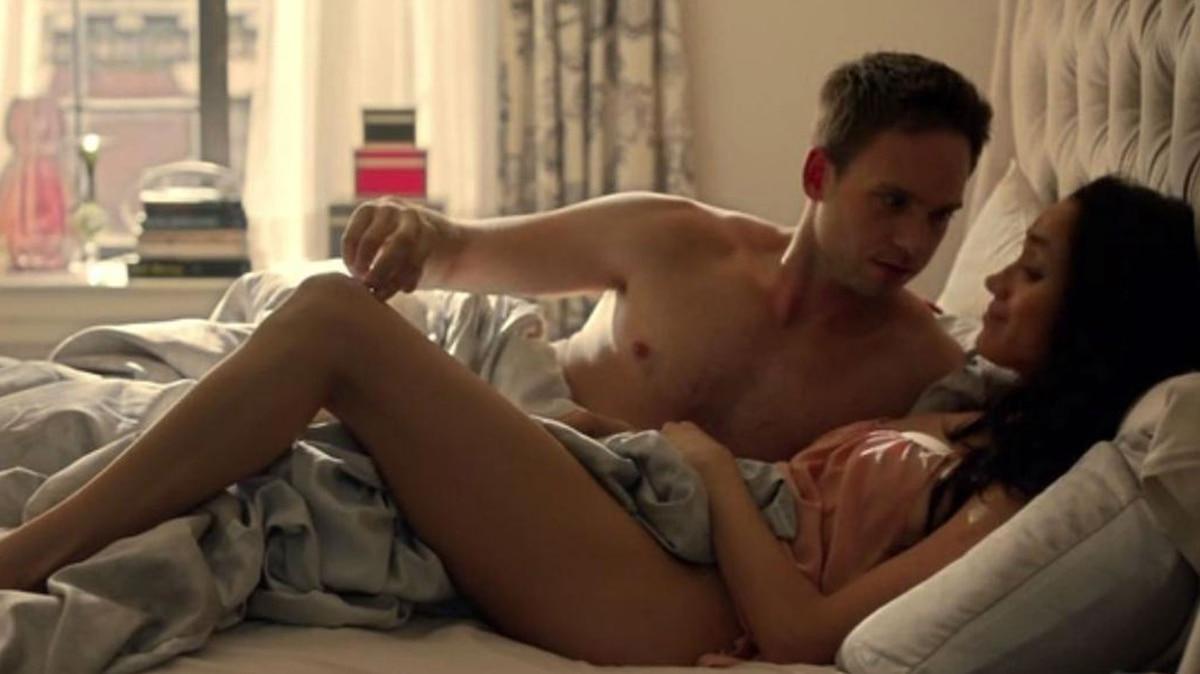 Las Escenas De Sexo Y Desnudez De Meghan Markle La Futura Esposa