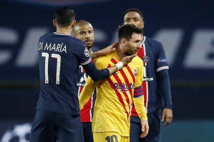 Otro año en el que Messi no ganará la Champions (Reuters)