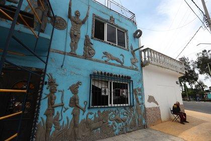 Con bastante orgullo, Solorio señaló que en Ciudad de México no existe otra casa como la de la colonia 20 de noviembre y en el Estado de México solo está la suya en Coacalco. (Foto: EFE)