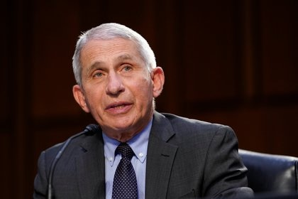 Dr. Anthony Fauci, epidemiólogo de la Casa Blanca