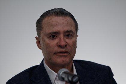 Como parte de la administración de Quirino Ordza Coppel, Rocha Moya se enriqueció con más de 64 millones de pesos (Foto: Cuartoscuro)