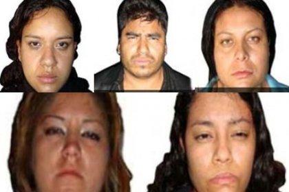 Los delincuentes fueron detenidos en 2010 y pasaron una década en procesos judiciales (Foto: FGR)