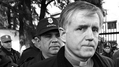 El padre Grassi, condenado a 15 años de prisión (NA)