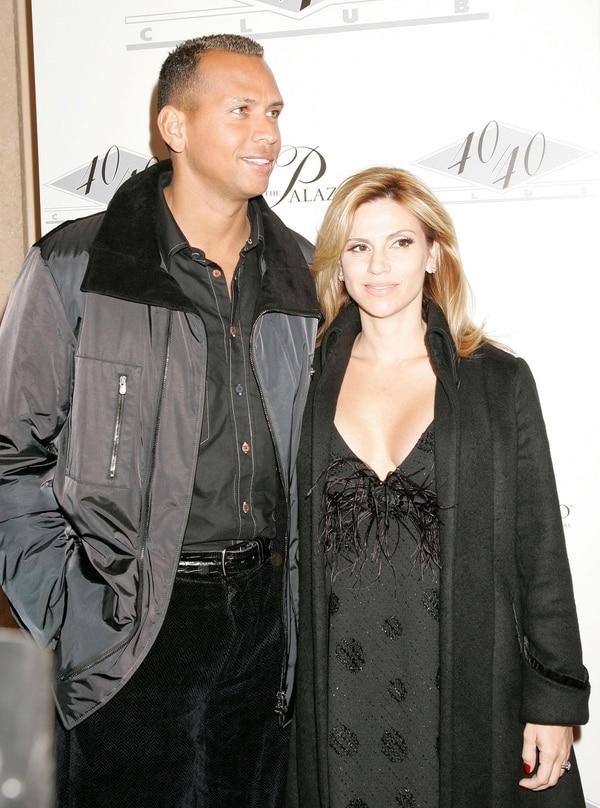 Alex y Cynthia Rodríguez, Las Vegas, 2007 (Francis Specker)