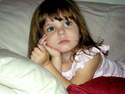 Caylee Marie Anthony tenía dos años cuando fue asesinada