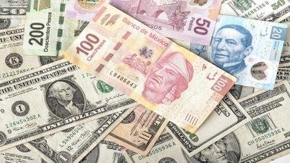 El Peso Mexicano Cerró La Semana Arriba