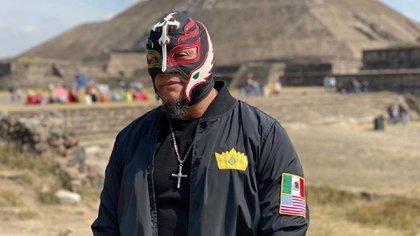 Mysterio tiene más de 30 años de trayectoria en la lucha libre (Foto: Instagram@619iamlucha)