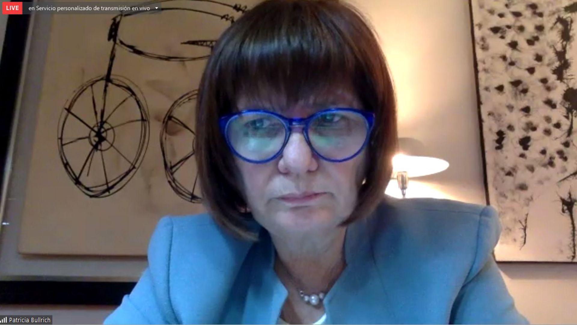 Patricia Bullrich Ernesto Sanz