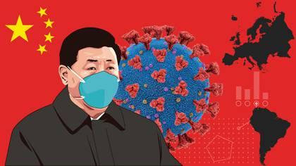 La estrategia de Xi Jinping no se detiene pese a la pandemia del coronavirus. Por el contrario, acelera sus planes de expansión y neocolonización (Infobae)