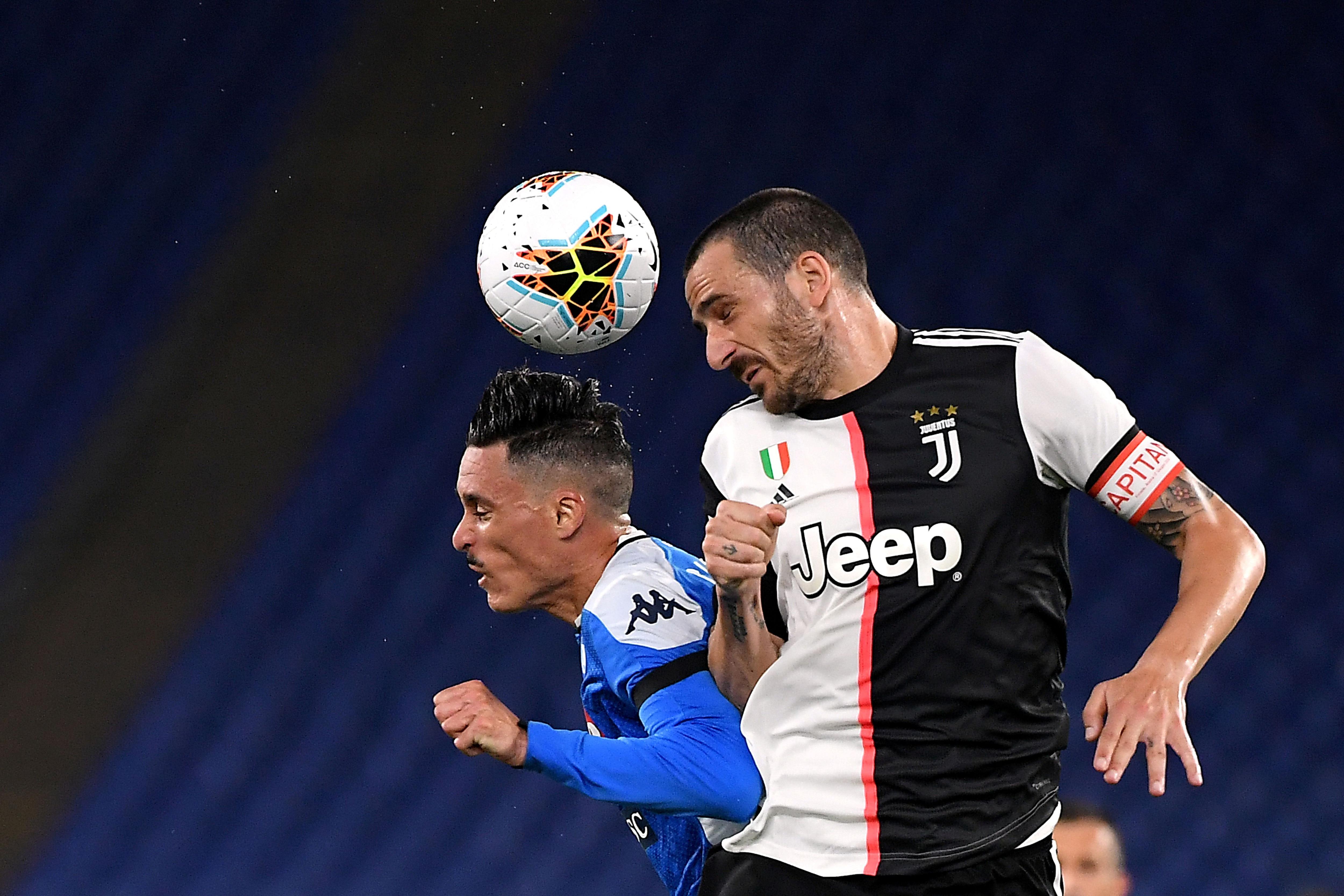 Escándalo en Italia: la Serie A ratificó que el partido entre Juventus y Napoli se juega pero el equipo visitante jamás viajó a Turín Foto: REUTERS/Alberto Lingria