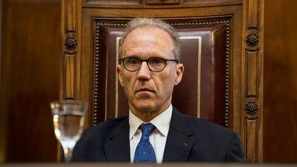 Carlos Rosenkrantz, titular de la Corte Suprema