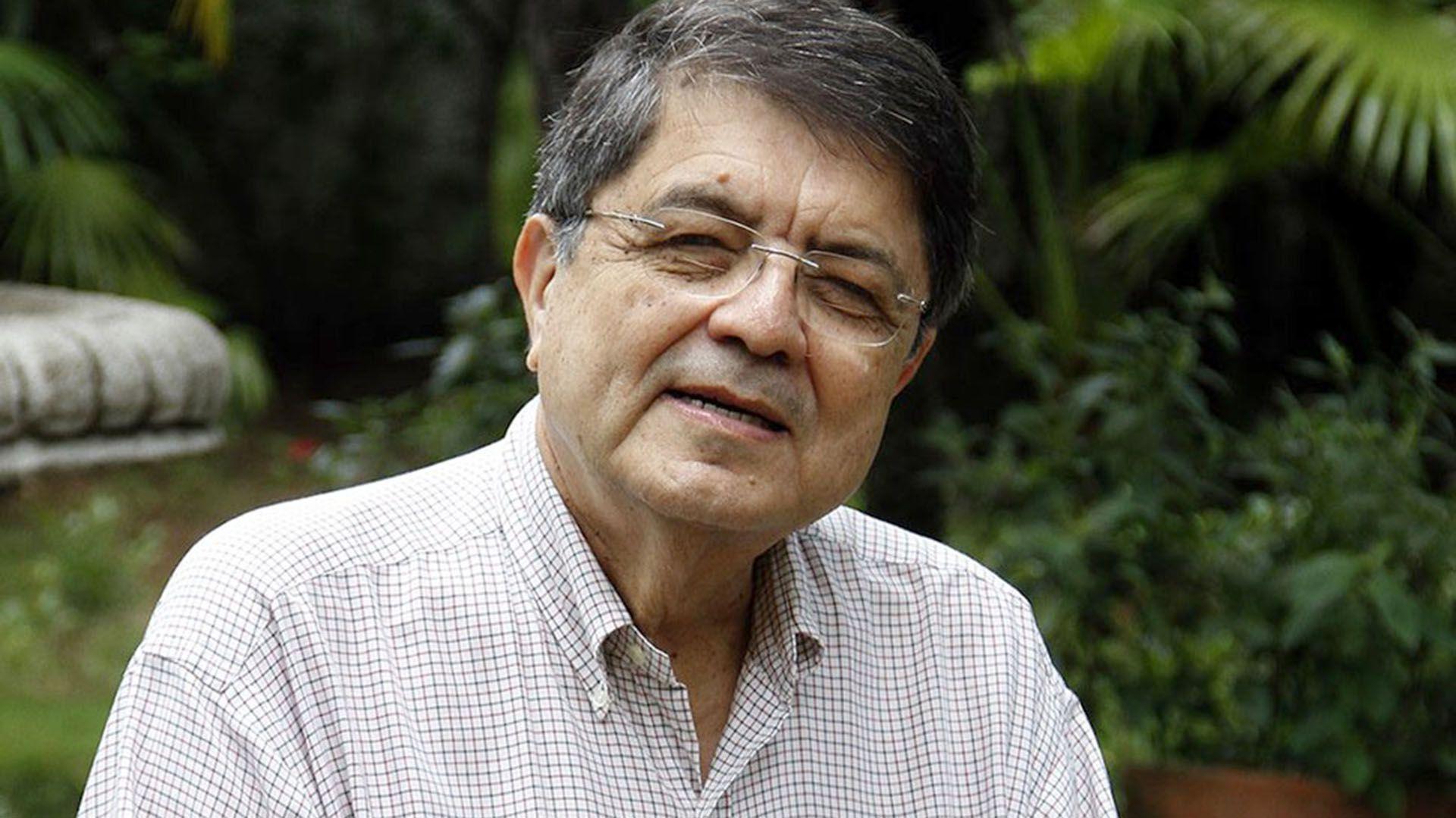 Sergio Ramírez formó parte del FSLN y fue vicepresidente de Ortega entre 1985 y 1990, pero luego rompió con él
