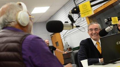 Radio Rivadavia lanzó su nueva programación este lunes