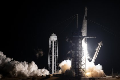Cabo Cañaveral: SpaceX lanza cohete Falcon 9 con el satélite Turksat