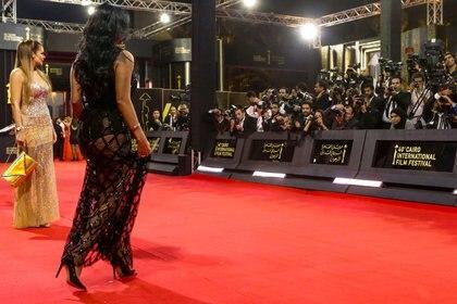 ( PATRICK BAZ / Cairo International Film Festival / AFP)