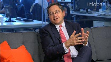 El economista Marcos Buscaglia