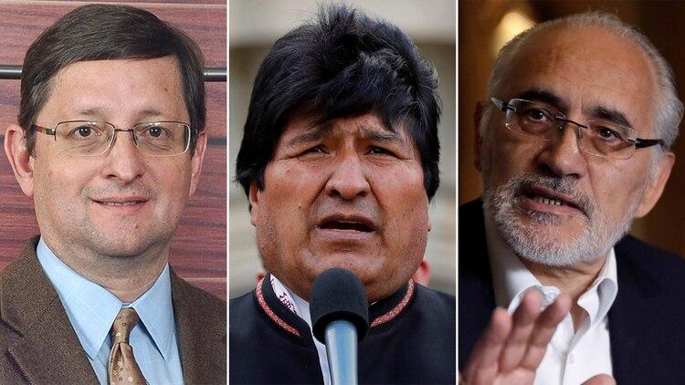 Resultado de imagem para candidatos bolivia