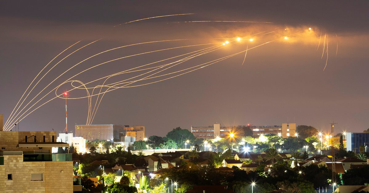 How the Iron Dome works, the powerful Israeli defense system that intercepts rockets and missiles