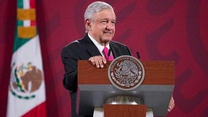 Foto: Presidencia de México.