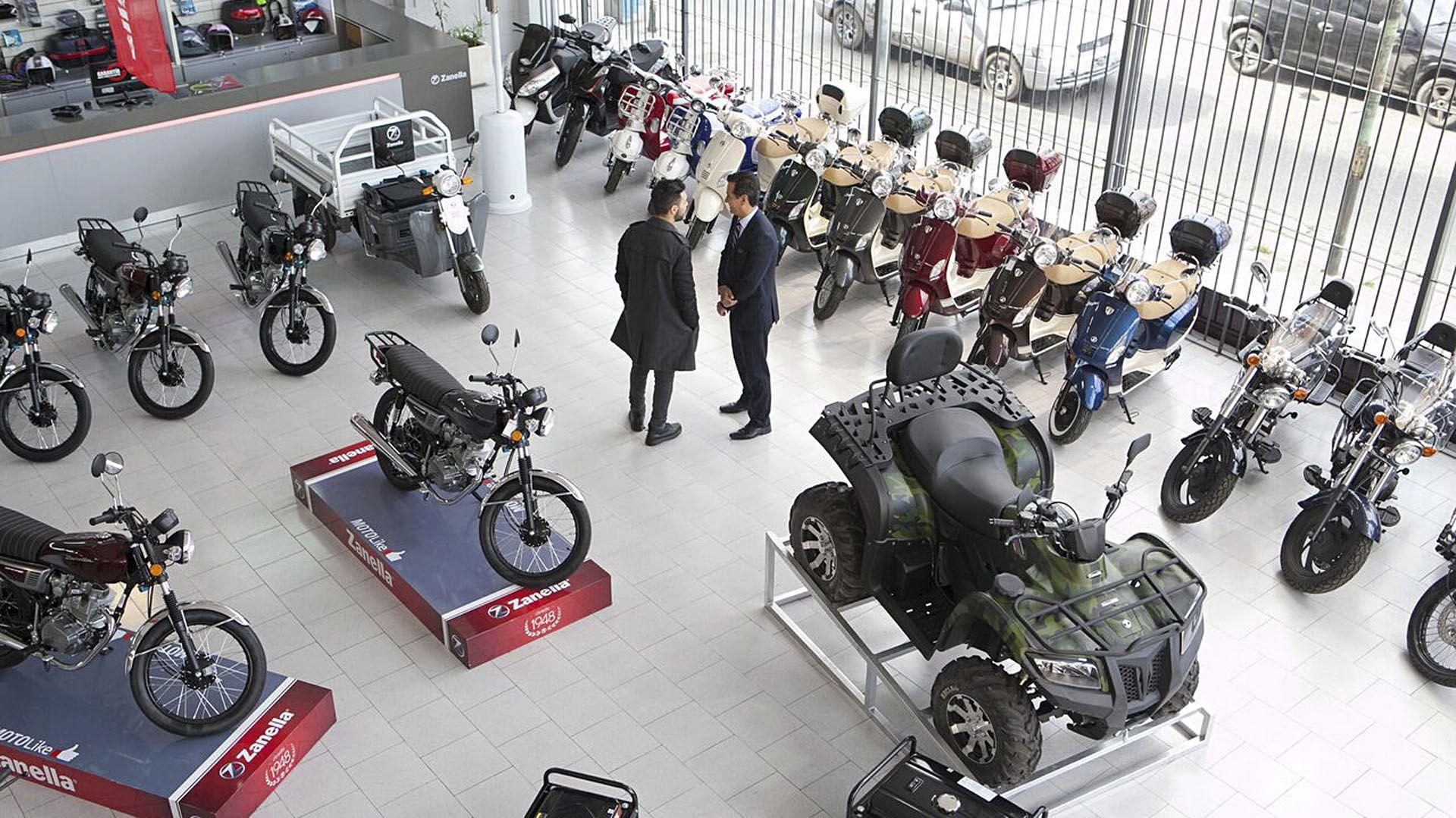 El informe mensual de la División Motovehículos de Acara destacó que Honda sigue como líder del segmento, con 5.773 unidades vendidas en enero. (NA)