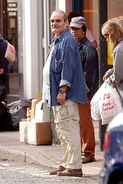 Jimmy Nichol fotografiado por The Daily Mail (Gavin Rodgers/Pixel)