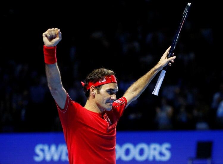 El suizo lleva 10 títulos en su país natal (Reuters)