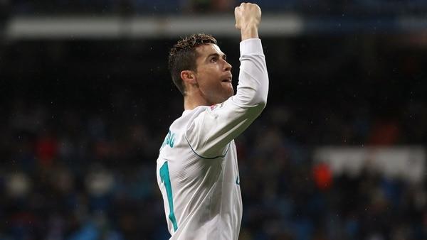 Cristiano Ronaldo busca salir del Real Madrid (REUTERS)