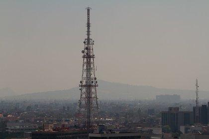 Tres antenas fueron calificadas con el rango máximo de anomalías (Foto: MOISÉS PABLO /Cuartoscuro/Archivo)